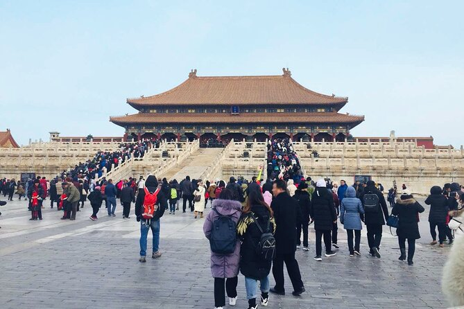 China Golden Triangle 8-Day Private Muslim Tour from Beijing to Xian & Shanghai