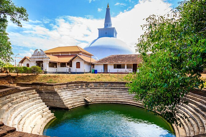 Sacred City of Anuradhapura from Jaffna