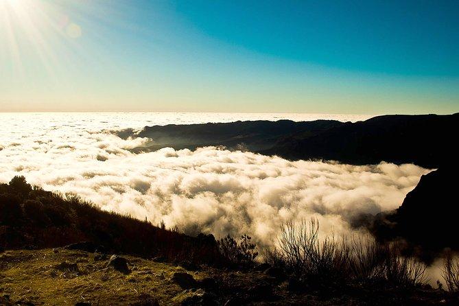 Pico do Arieiro - Pico Ruivo - Achada do Teixeira Walk