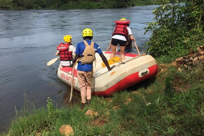 2 days Jinja tour and Rafting