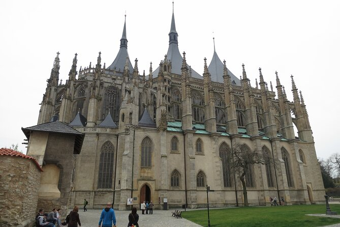 Kutná Hora: Coiners of Medieval Europe - 7 hour Private Day Trip from Prague