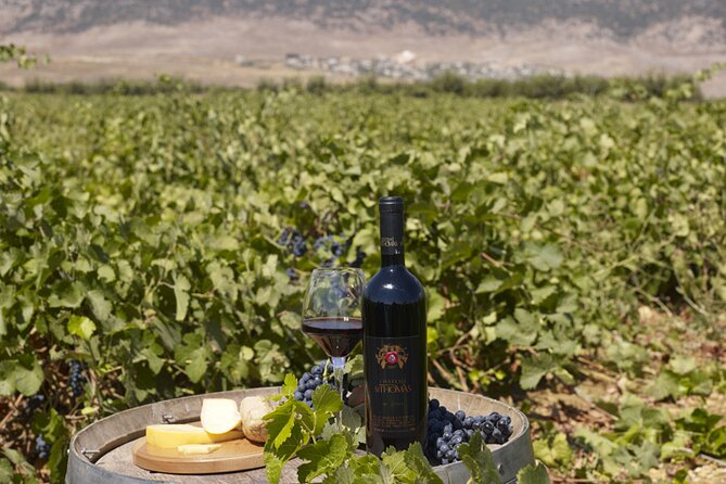 Private Wine Tasting Day Tour from Beirut
