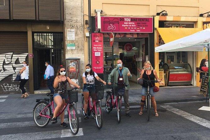 Weekly Bike Rental in Valencia