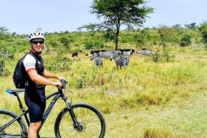 3 days cycling tour in Lake Mburo National park