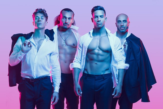 Coqtales Show: The Hottest Male Show in Amsterdam, Magic Mike
