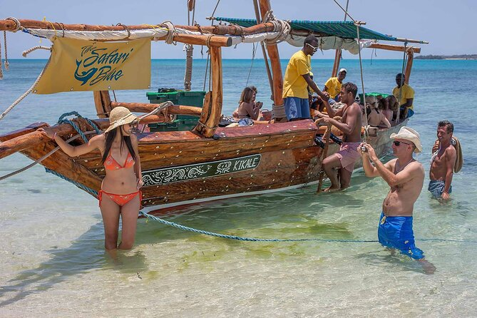 Private Safari Blue Tour: Classic Vasco Da Gama: Departure from Uroa Zanzibar