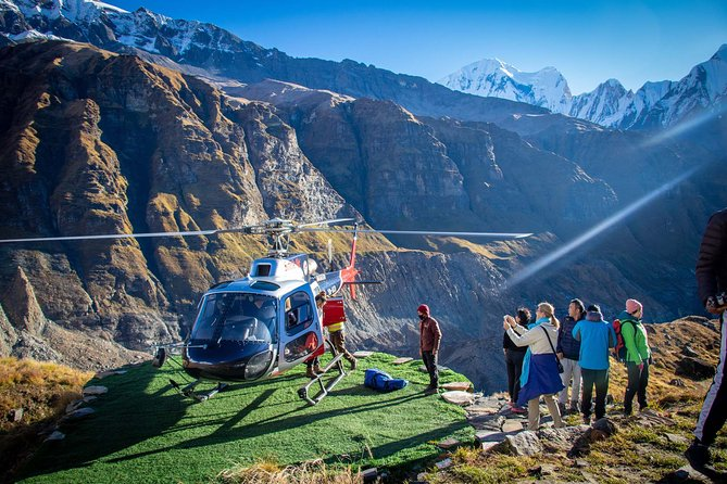 Annapurna Base Camp Trek (All Inclusive)