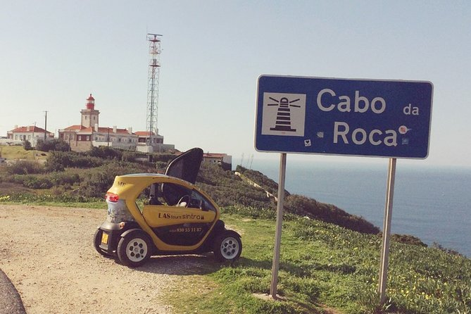 Tour Sintra and Cabo da Roca E-CAR GPS audio-guided route that informs and entertains!