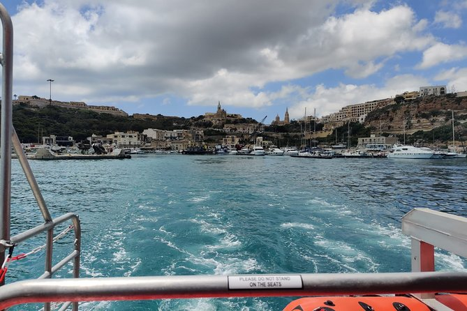 iSeeMalta-Best of GOZO & COMINO Islands Cruise (Full Day)