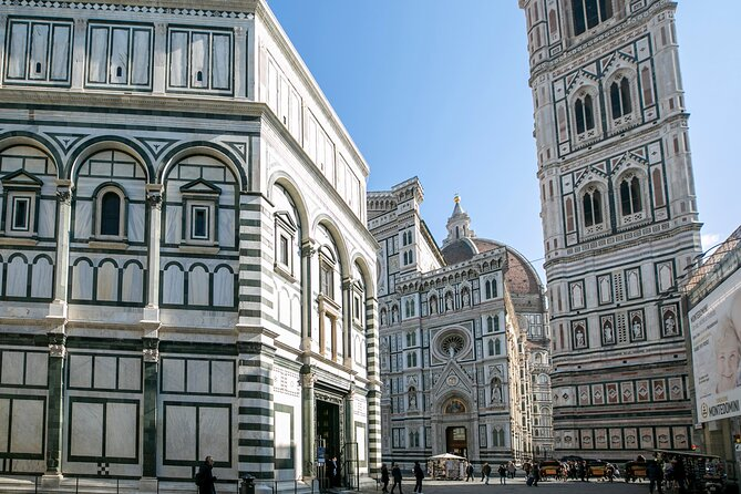 Morning First Entrance: Accademia Gallery, David & Florence City Highlights Tour