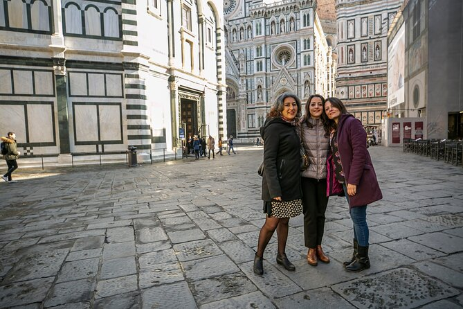 Florence Top-Sites Guided Tour with Skip-The-Line Access to Michelangelo David