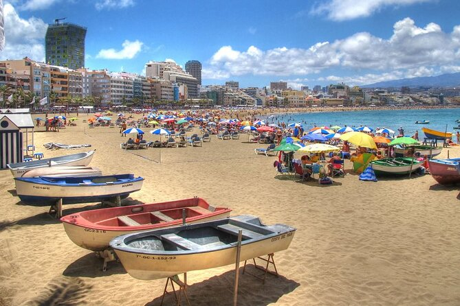 Private Tour of Las Palmas with driver/guide with Hotel/Cruise Port pick-up
