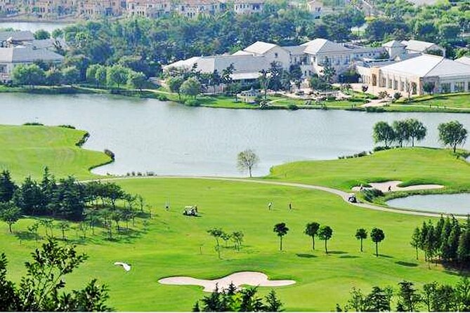 Tianma Country Golf Club Private Round-trip Transfer from Shanghai City Area