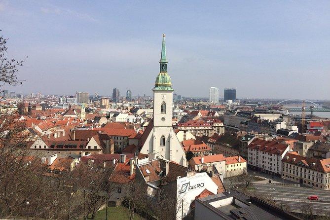 Bratislava Private Walking Tour