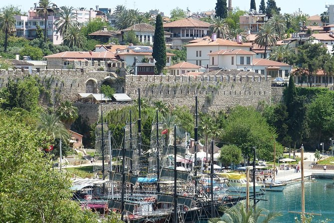 Antalya Private Walk Tour