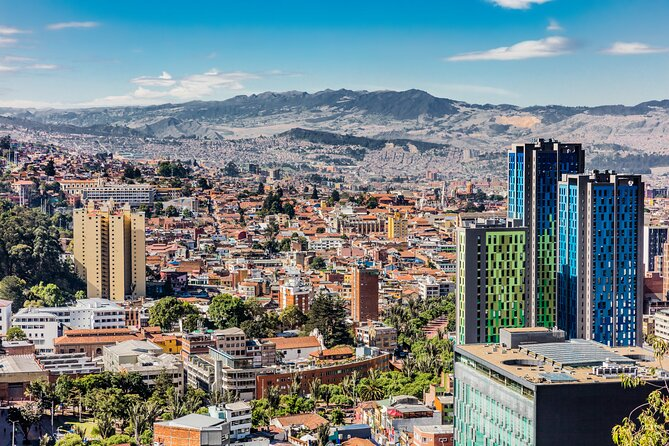 Full Day City Tour of Bogota & Paloquemao Fruit Market