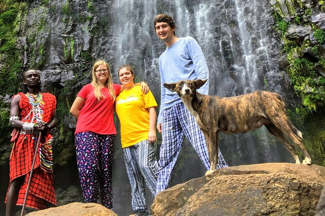 Private 2-Day Tour to the Materuni Waterfall with Camping