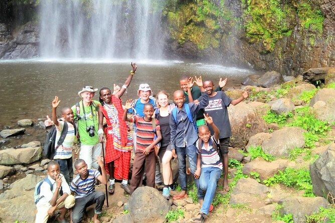 Materuni Waterfalls Day tour