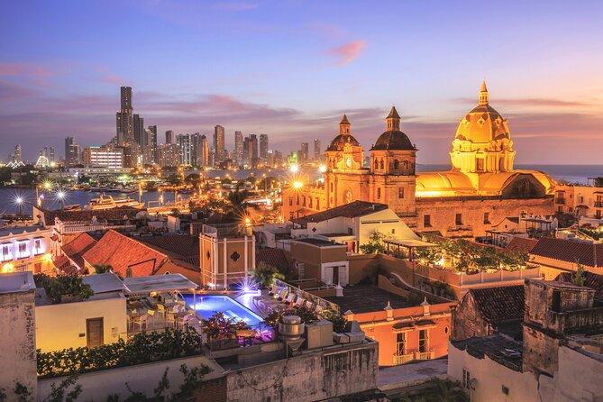 Half Day City Tour of Cartagena