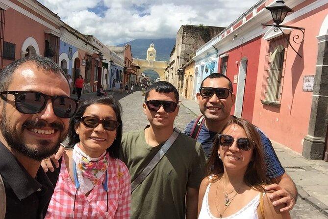 Private Tour: Antigua Guatemala & Guatemala City Tour