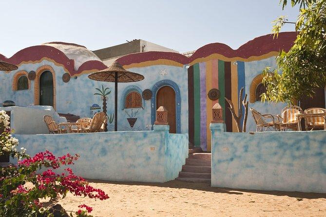 Tour to Nubian Village and Botanical Garden Visit