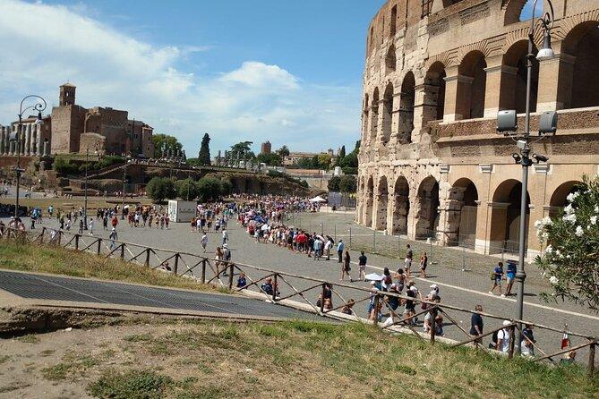 SkipTheLine Colosseum and Roman Forum Tour