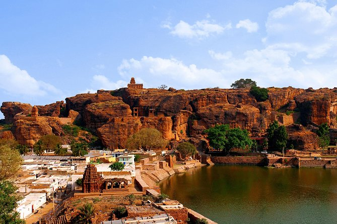 Badami Trails (Guided Day Trip to Badami Cave Temples from Hampi)
