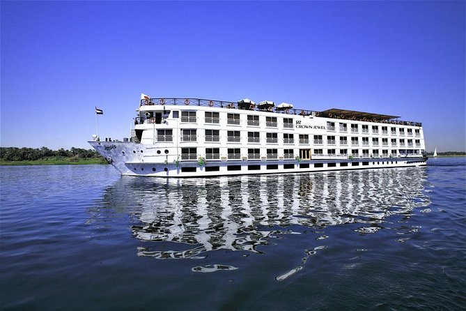 4-Day Private Guided River Nile Cruise from Aswan to Luxor