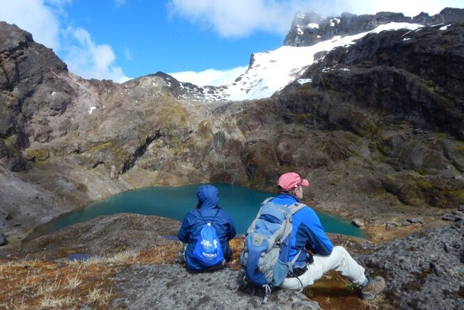 Trek the Unknown Andean Trail Altar Volcano