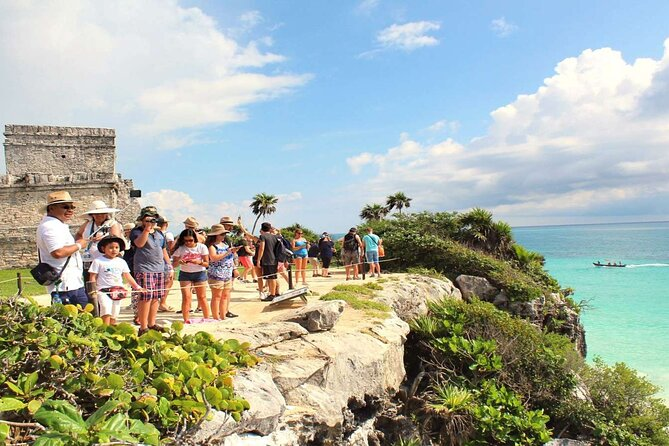 Full-Day Tour in Tulum, Coba, Cenote & Playa del Carmen