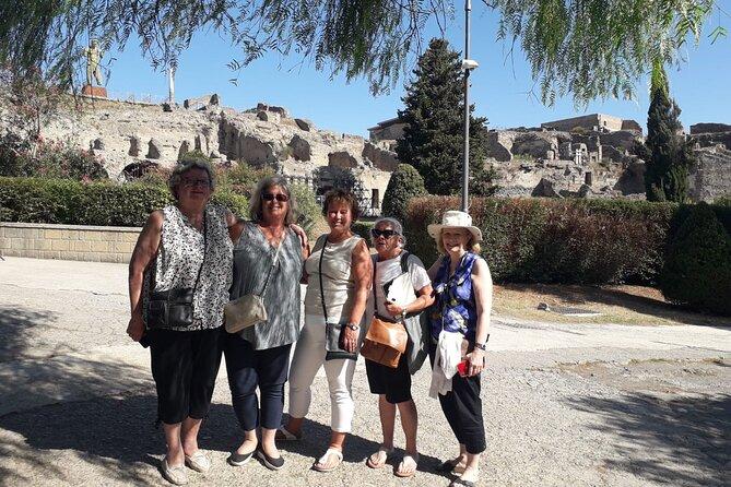 Pompeii SkipTheLine Tour