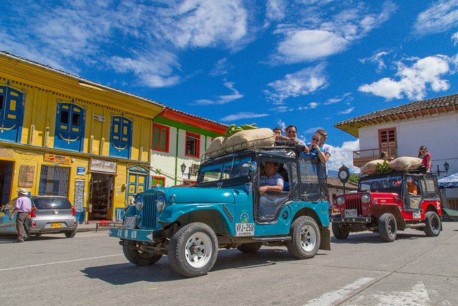Full Day Tour of Cocora Valley, Salento, and Filandia Coffee Town (from Armenia)