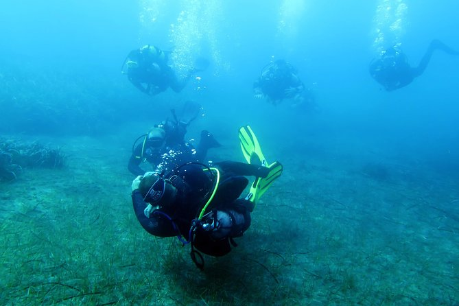 Scuba Diving Experience in Santorini