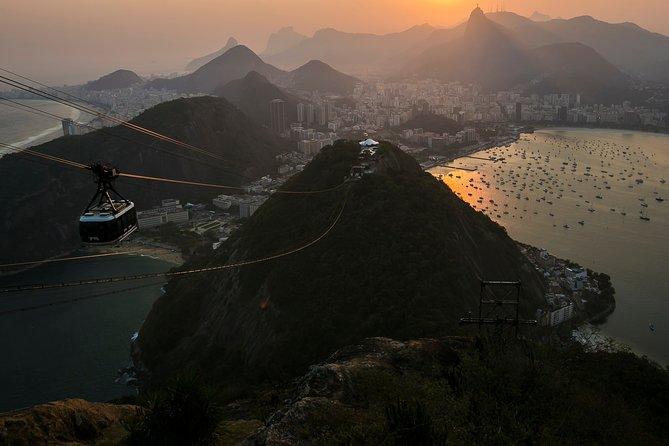 Promo Rio de Janeiro: Corcovado With Maracanã + Sugar Loaf With City Tour