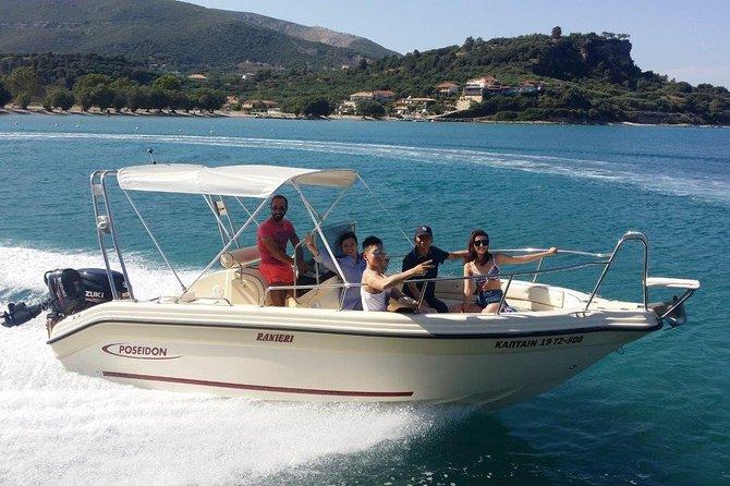 VIP speed boat