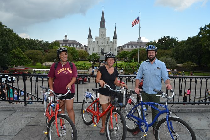 New Orleans' French Quarter Bike Tour
