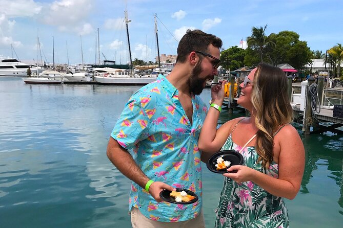 Key West Historical Seaport Food Tasting and Cultural Walking Tour
