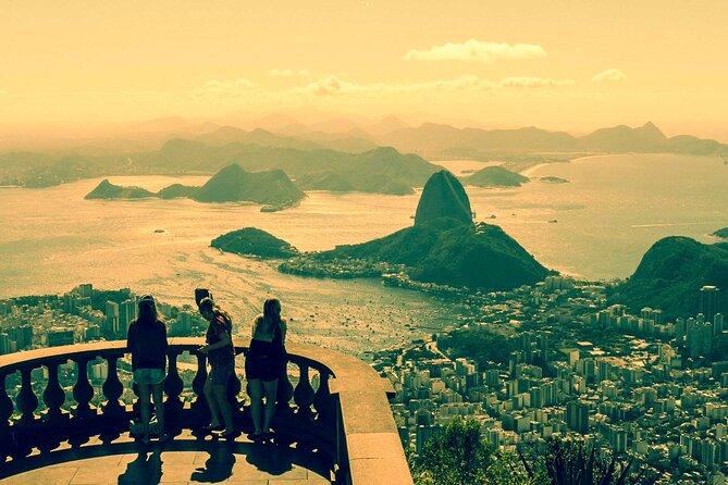 Promo Rio de Janeiro: 4 Wonders Jeep Tour + Walking Tour At Centro Historico