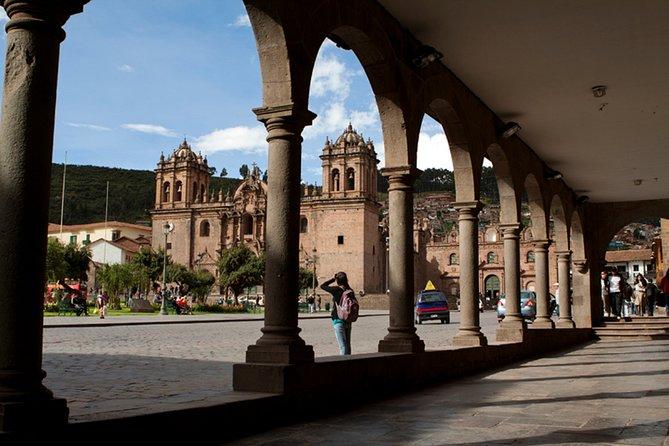 Cusco panoramic city tour - private.