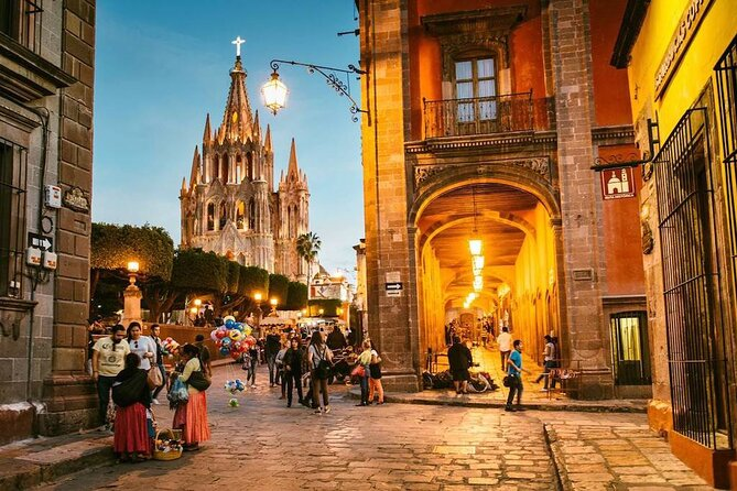 Running tour in San Miguel de Allende