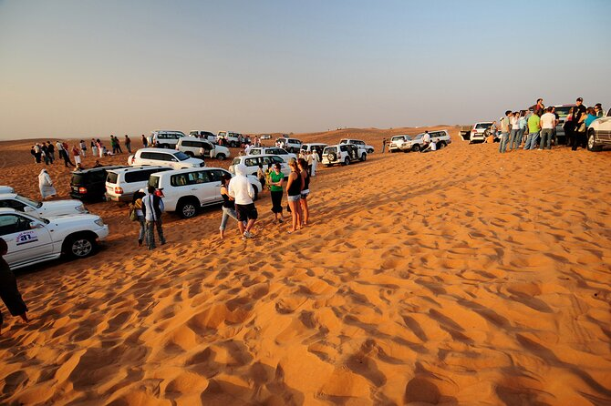 Amazing Desert Safari with BBQ Dinner, Dubai