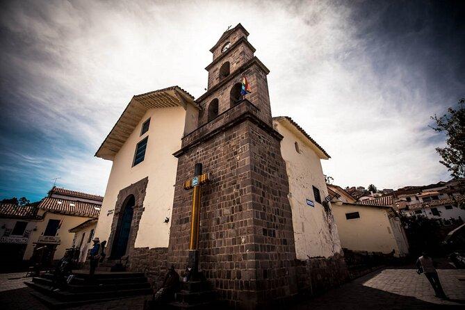 Tour to Cusco city and the bohemian neighborhood of San Blas - private.
