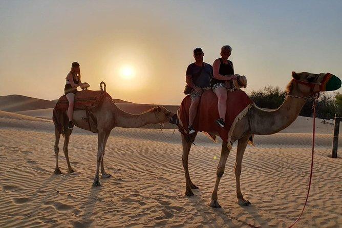 Enjoy The Morning Desert Safari with Quad biking