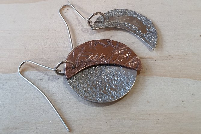 Half Day Silver Jewellery Class in Historic Russell
