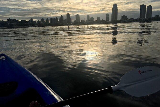 Surfers Paradise Sunset Kayak and Dinner