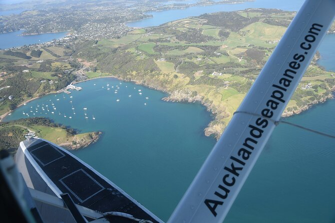 Fly & Dine - Wine Tasting Tour at Man O' War, Waiheke Island