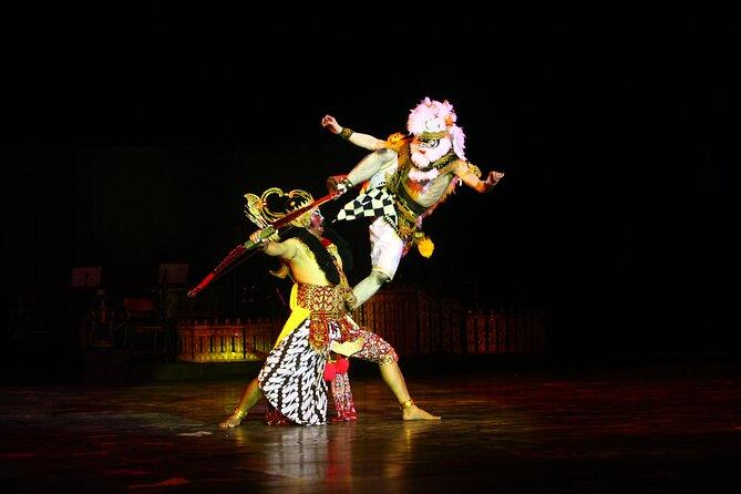Ramayana Ballet Performance at Prambanan