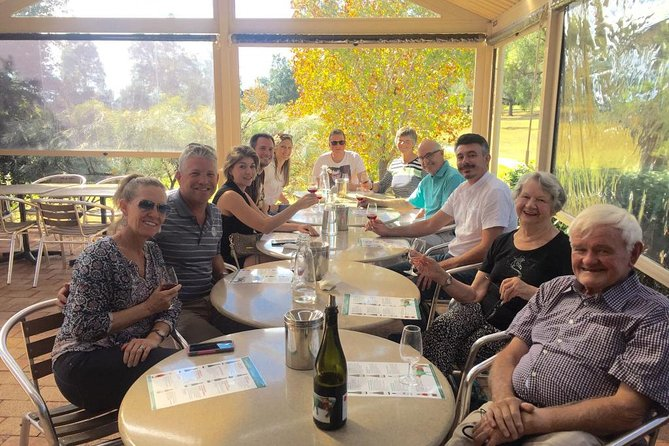 Hunter Valley Small Group Luxury Wine Tasting Tour from Sydney