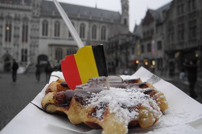 Layover in Brussels Private Tour with a local: Best Highlights of Brussels