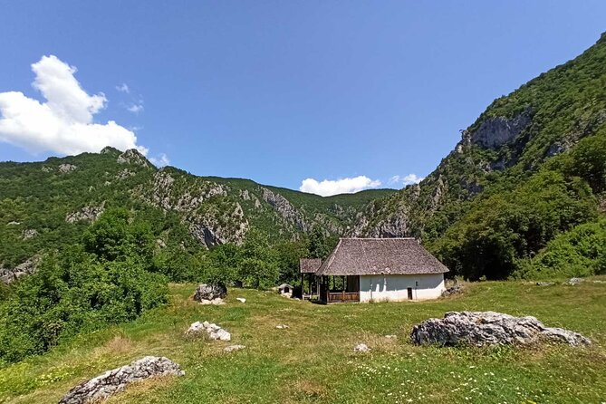 Hiking Tour in Djalovica Gorge and Monastery of St. Nicholas in Podvrh